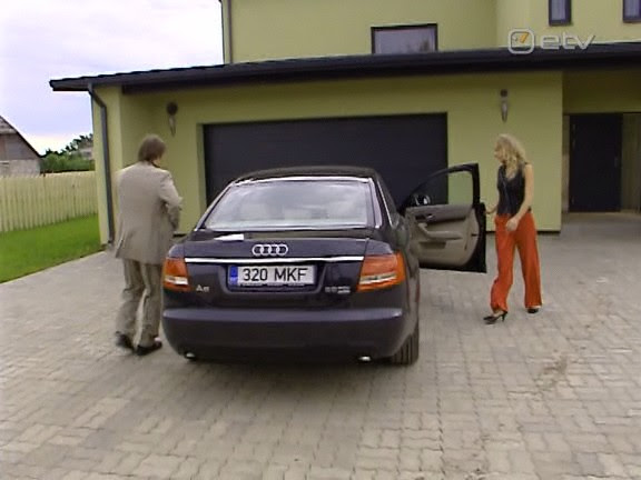 2005 audi a6 3 0 tdi quattro world activity. Black Bedroom Furniture Sets. Home Design Ideas