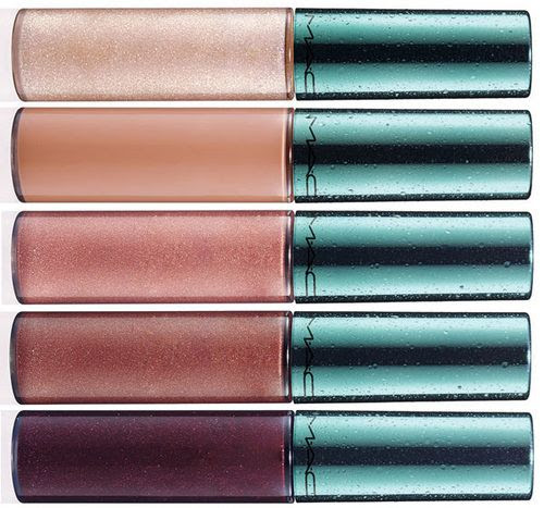 MAC Cosmetics Alluring Aquatic Collection via @thedieline
