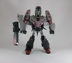 Transformers Megatron Animated Leader - modo