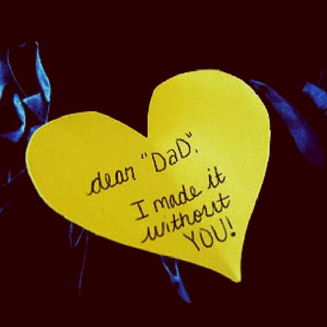 Dear Dad I Made It Without You Pictures Photos And Images For