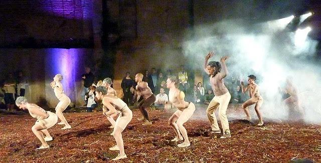 P1000710-2011-09-30-Flux-Projects--gloATL-dancing-on-woodchips-squat
