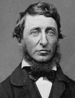 Thoreau, daguerrotyp från 1856.