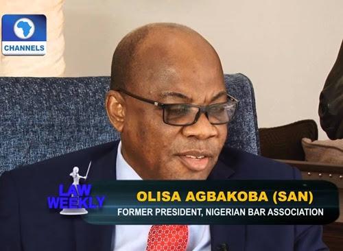 Nigerian Lawyer, Agbakoba (SAN) Sues Buhari for Being Petroleum Minister