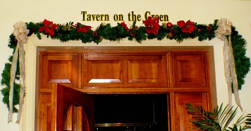 Tavern on the Green Entryway