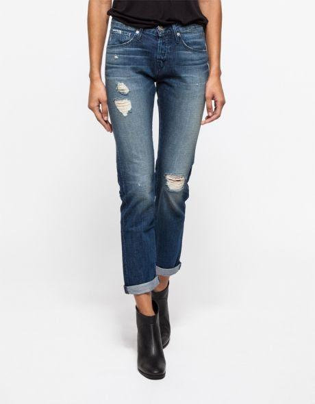 3x1 Retro Straight Leg Jeans
