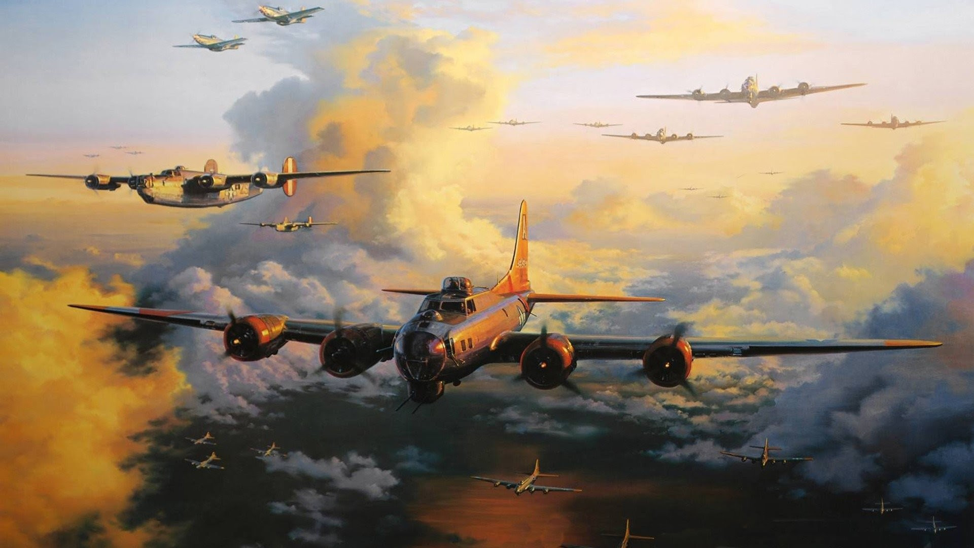 B 17 Flying Fortress Wallpaper 73 Images