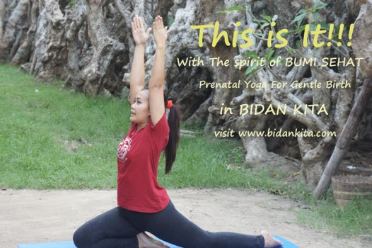 Proses kelahiran adalah masa yang istimewa dalam kehidupan seorang wanita Prenatal Yoga untuk Gentle Birth