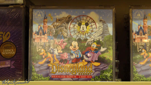 Disneyland, Disneyland Resort, 2 disc, cd
