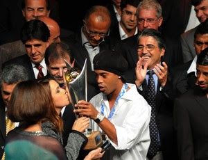Flamengo Prêmio Cariocão 2011 (Foto: André Durão / Globoesporte.com)