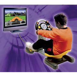 Educational video games for children