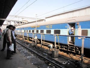 Jairam Ramesh Craps On Indian Railways
