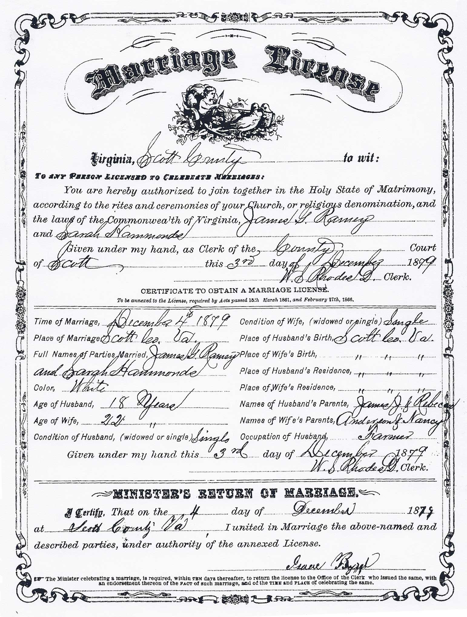 New Application For Birth Certificate Virginia