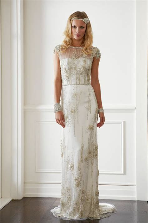 25  best ideas about 1920s Wedding Gown on Pinterest