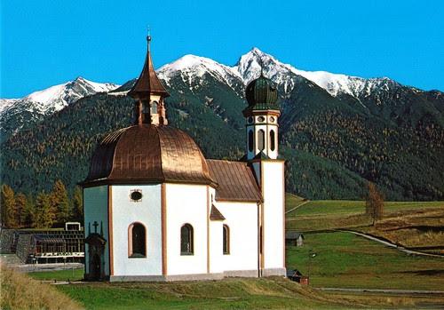 Seekirchl, Seefeld, Tirol