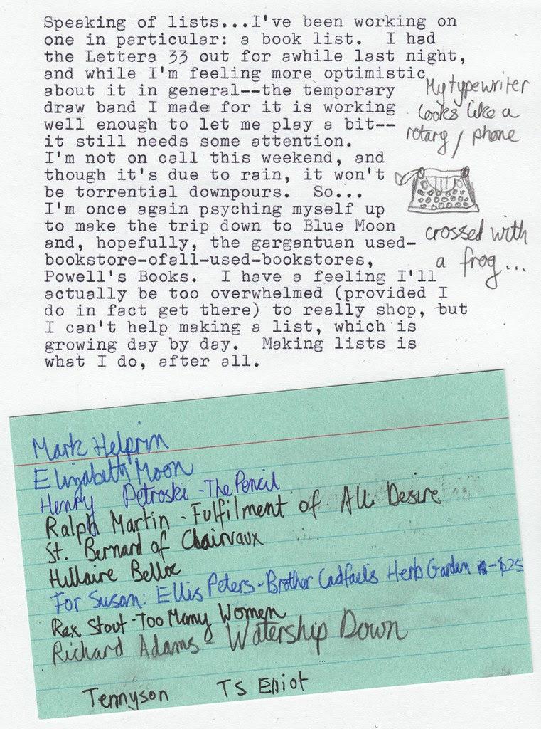 letterlists 3