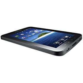 Samsung Galaxy Tab (Touchscreen 17,8 cm (7 pollici), Android 2.2, WLAN, HSDPA, Videotelefonia)Tablet [Importato da Germania]