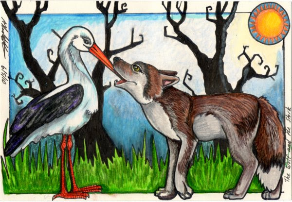 Wolf_and_the_Stork_by_lemurkat.jpg