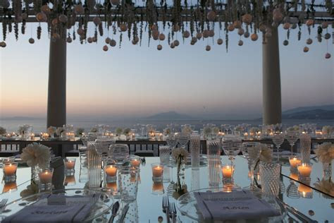 Luxury Capri (Italy) event destination and event planning