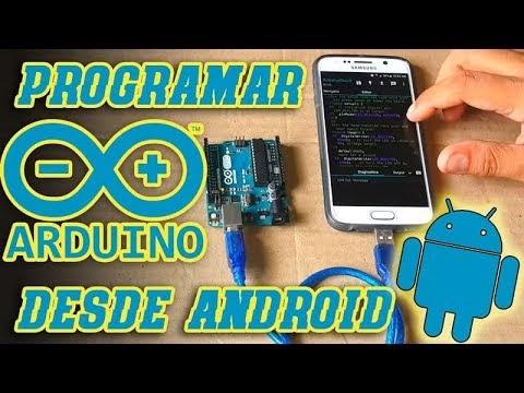 Cómo programar Arduino UNO desde Android