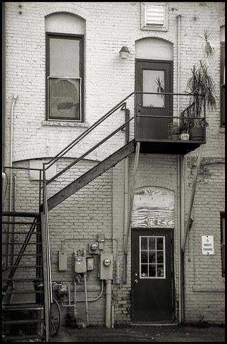 urban backdoor