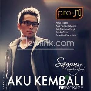 Lirik Sammy Simorangkir - Jatuh Cinta