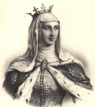 Marguerite of Provence, wife of St. Louis IX