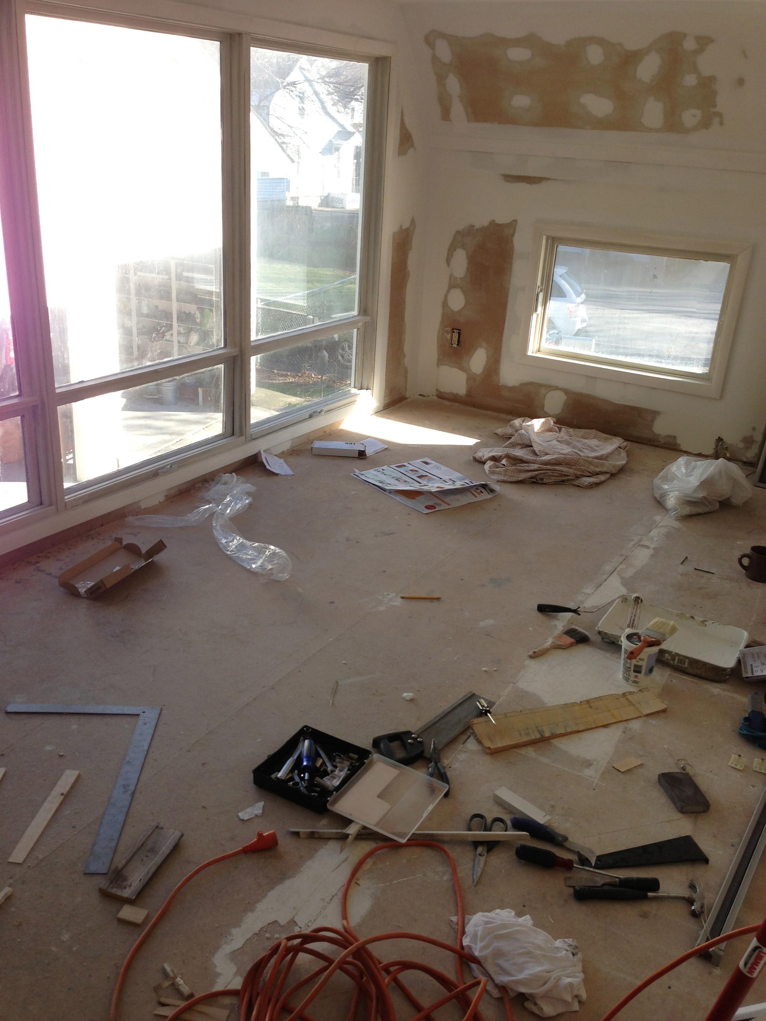 studio renovation 11.18