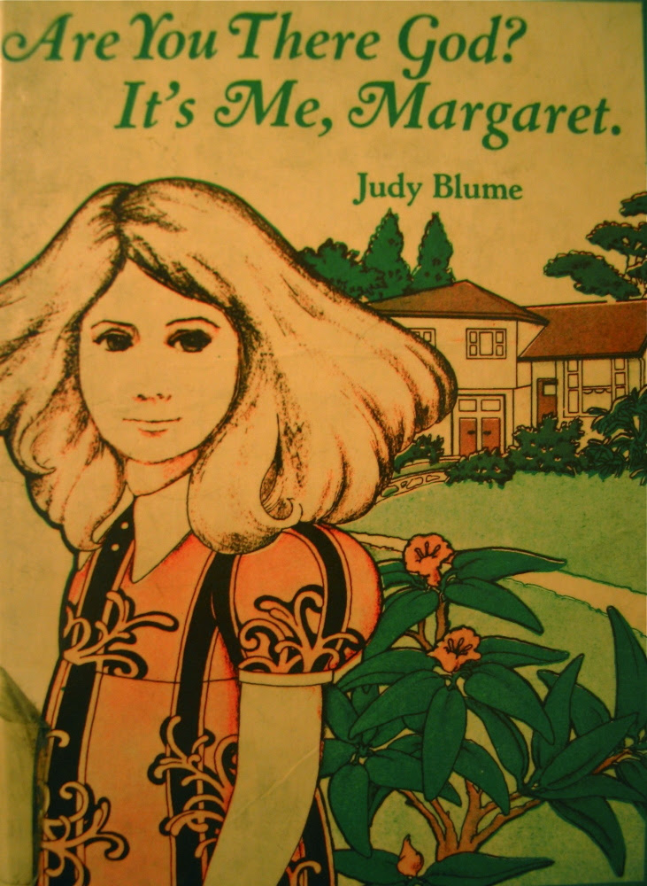 Image result for 1970's judy blume titles