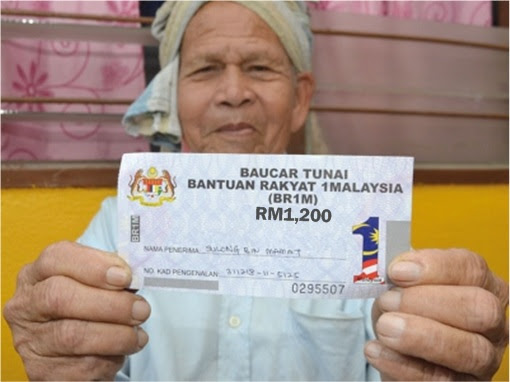 Manifesto - PR vs BN - BR1M RM1200