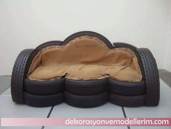 Araba Lastiği Boyama Ev Dekorasyonu Ve Yeni Modeller