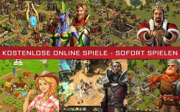 Kostenlose Onlinespiele