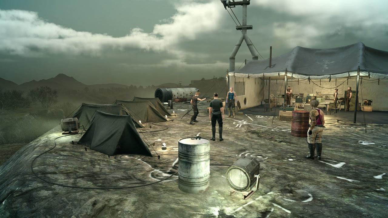 Final Fantasy XV's multiplayer expansion has an online test next week screenshot