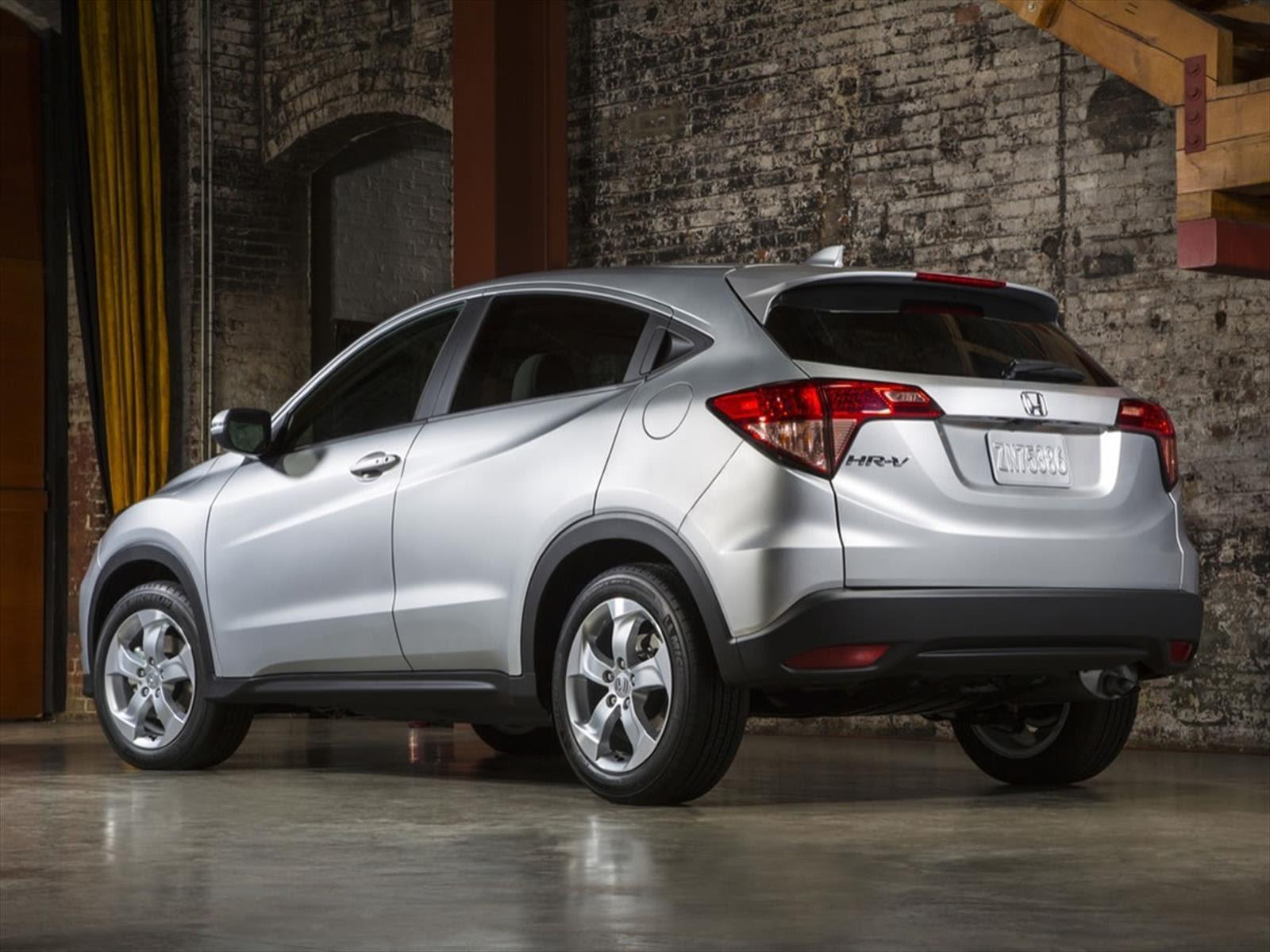 Honda HRV 2016 ofrece un consumo de 14.88 Km/l  Autocosmos.com