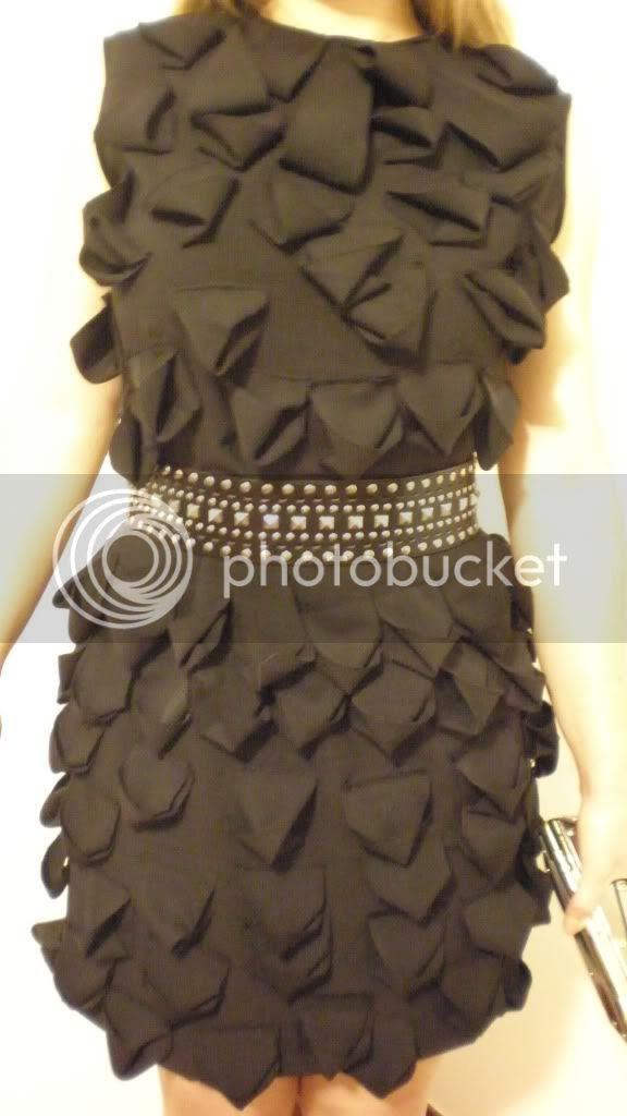fashion diy, diy dress,lanvin dress diy