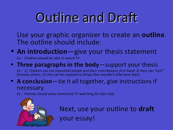 how to write a thesis statement 5th grade