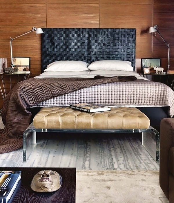 Cool And Masculine Bedroom Ideas | Home Design And Interior