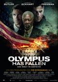 Olympus Has Fallen Filmplakat