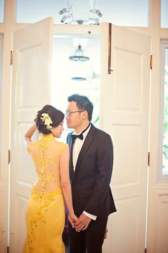 Pei Yuan ~ Pre-wedding Photography