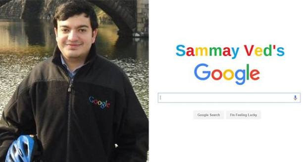 Indian Guy Who Owned Google For A Minute Was Paid Rs 8 Lakh, And He Donated The Amount