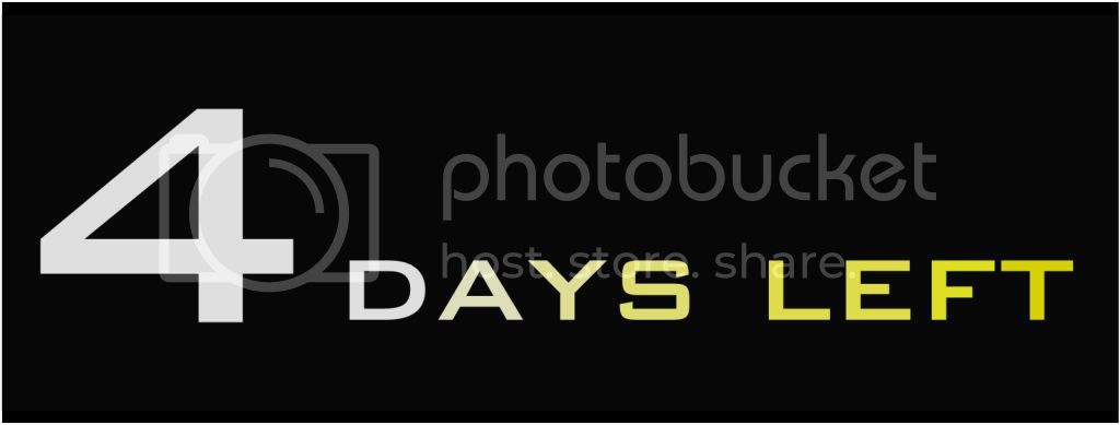 4 days left Pictures, Images and Photos