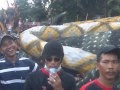 Karnafal Gunung Jati Art Cirebon