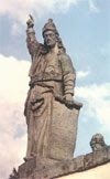 Abdas, Profeta