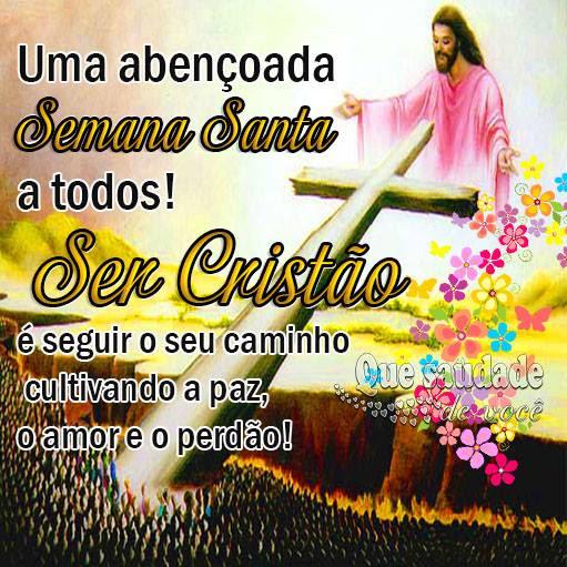 Semana Santa Imagem 1