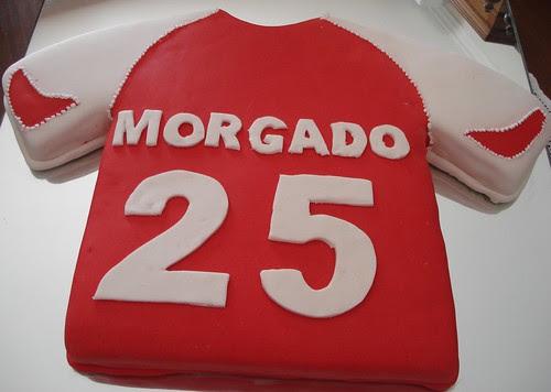 Bolo do Sporting Clube de Braga!