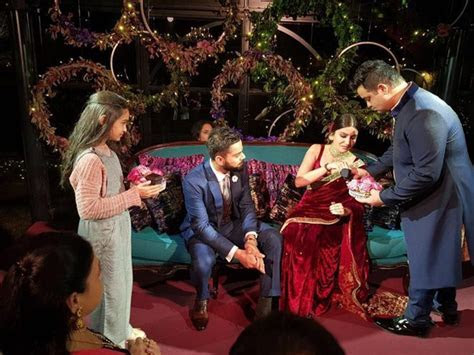 Anushka Sharma And Virat Kohli Wedding Photos   FilmiBeat