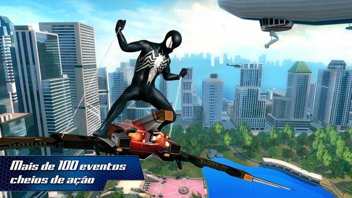 Novo jogo tem muito conteúdo além do filme (Foto  Divulgação) d41e67041de28