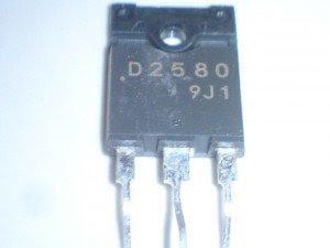Transistor 2SD2580