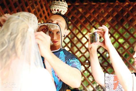 Tulum Mayan Ceremony at Cabanas La Luna   Helen and Barney