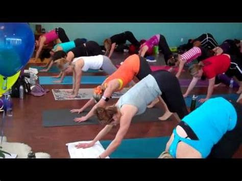 high energy yoga pilates strength traing class piyo
