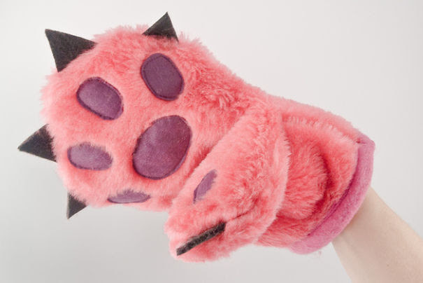 Pot Holder - Bear Paw Kitchen Glove